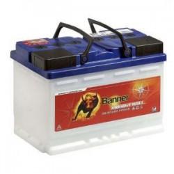 Batterie BANNER décharge lente 12V 80AH