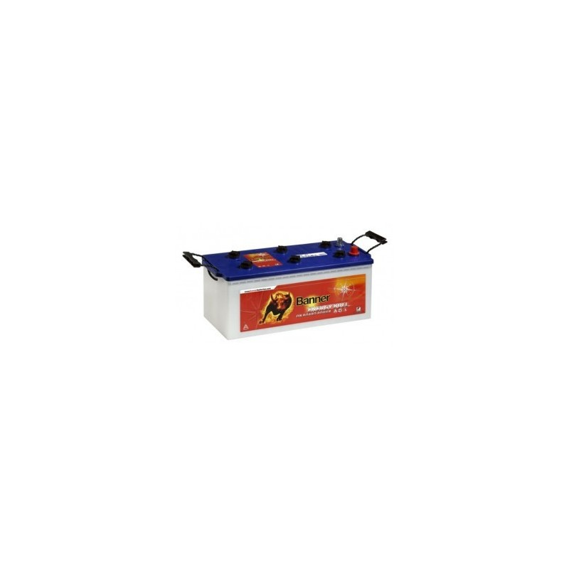 Batterie BANNER décharge lente 12V 130AH