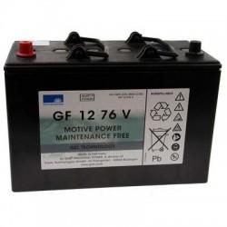 Batterie Sonnenschein Gel 12V 86AH GF 12 76 V