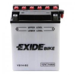 Batterie moto YB14-B2 / 12v 14ah