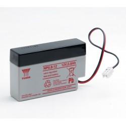 Batterie Yuasa NP0.8-12 12V 0.8AH