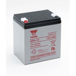 Batterie Yuasa NP4-12FR 12V 4AH