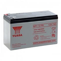 Batterie Yuasa NP7-12FR 12V 7AH