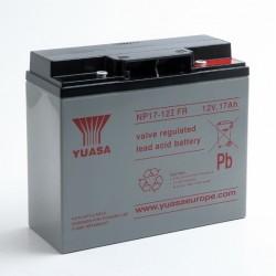 Batterie Yuasa NP17-12FR 12V 17AH