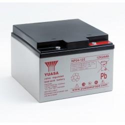 Batterie Yuasa NP24-12FR 12V 24AH