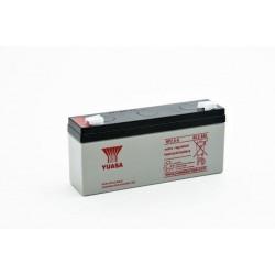 Batterie Yuasa NP2.8-6 6V 2.8AH