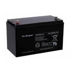 Batterie stationnaire AGM YUASA YPC 100-12 12V 100AH
