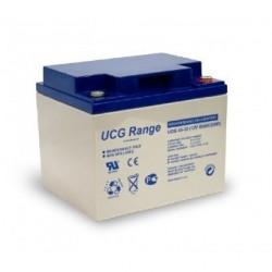 Batterie stationnaire GEL décharge lente 12V 45AH