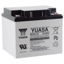 Batterie Yuasa REC50-12 12V 50AH