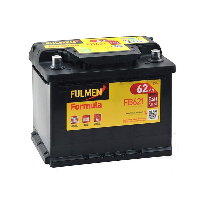 Batterie Fulmen FB621 12V 62AH 540A