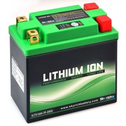 Batterie moto Lithium YTX14L-BS / YB14A-A / YB14L-A2 / YB14A-A2 / YB14A-A1 / 12V 12AH