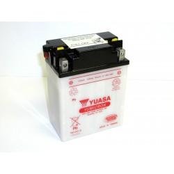 Batterie moto Yuasa YB12C-A 12V 12AH