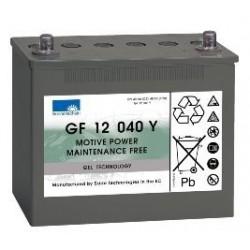 Batterie Sonnenschein Gel 12V 48Ah GF 12 40 Y