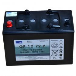Batterie Sonnenschein Gel 12V 80Ah GF 12 72 Y