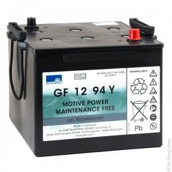 Batterie Sonnenschein Gel 12V 110Ah GF 12 94 Y