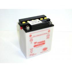 Batterie moto Yuasa YB14-A2 12V 14AH