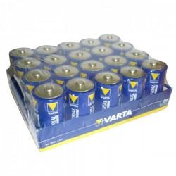 Boite de 20 Piles VARTA LR14 / C 1,5 V