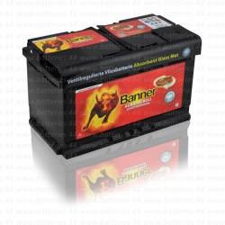 Batterie BANNER décharge lente AGM 12V 80AH