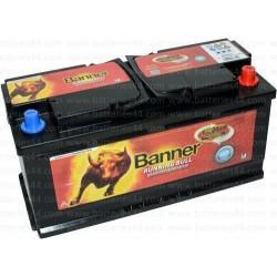 Batterie BANNER décharge lente AGM 12V 105AH