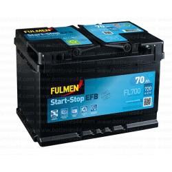 Batterie Fulmen FL700 12V 70AH 720A
