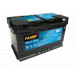 Batterie Fulmen FL800 12V 80AH 720A
