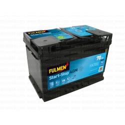 Batterie Fulmen FK700 12V 70AH 760A