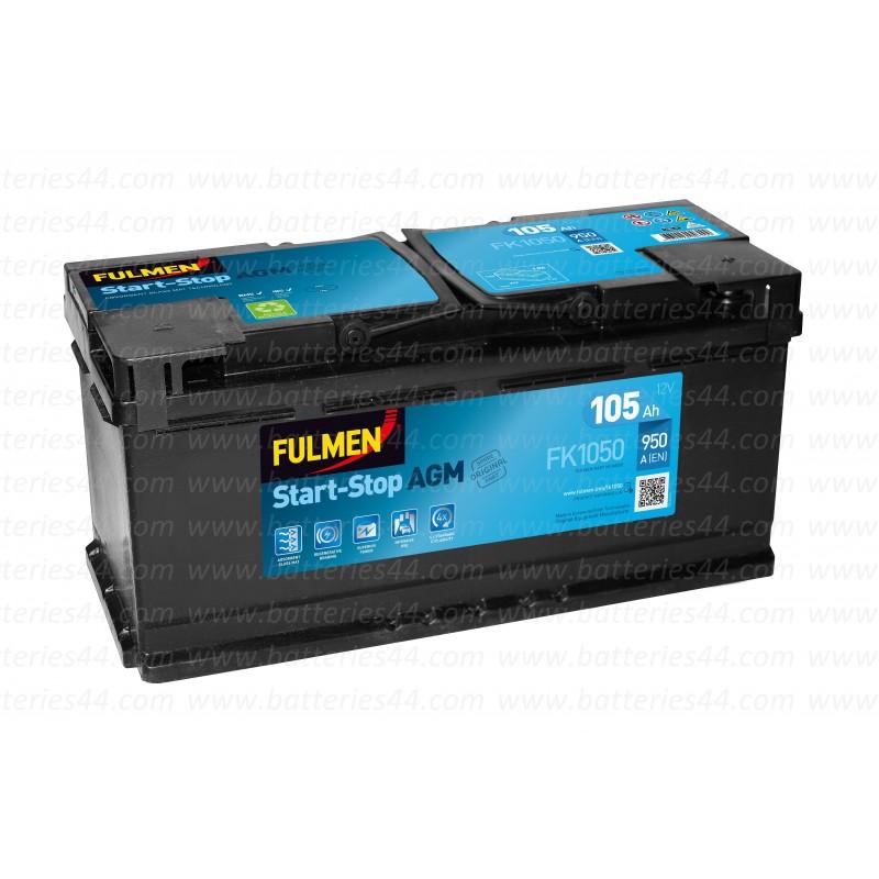 Batterie Fulmen FK1050 12V 105AH 950A
