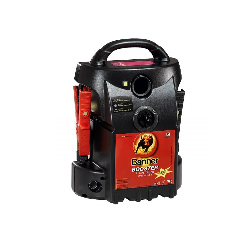 booster d marrage 12 24 volts professionnel