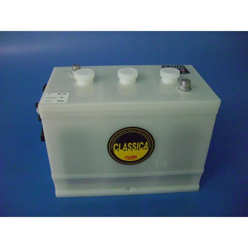 Batterie démarrage FIAMM 6V 160AH 900A