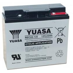 Batterie Yuasa REC22-12 12V 22AH