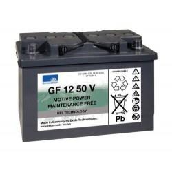 Batterie Sonnenschein Gel 12V 55Ah GF 12 50 V