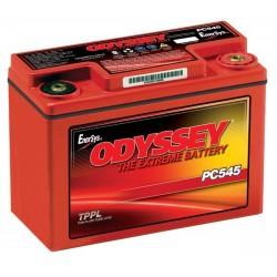 Batterie plomb pur Odyssey PC545 12V 14AH