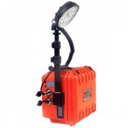 Projecteur portable malette Mobi-Led 24W 2000 Lumens