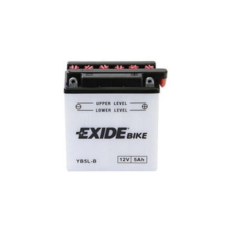 Batterie moto Exide YB5L-B 12V 5AH