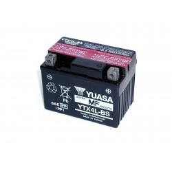 Batterie moto Yuasa YTX4L-BS 12V 3AH