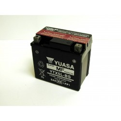 Batterie moto Yuasa YTX5L-BS 12V 4AH