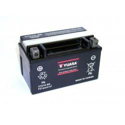 Batterie moto Yuasa YTX7A-BS 12V 6AH