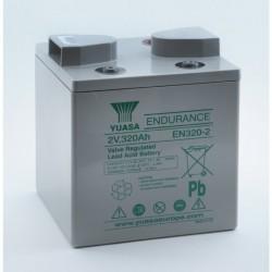 Batterie Yuasa EN320-2 2V 340AH