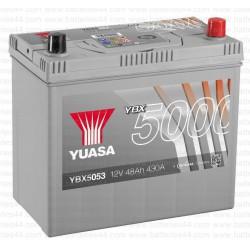 Batterie démarrage Yuasa YBX5053 12V 48AH 430A