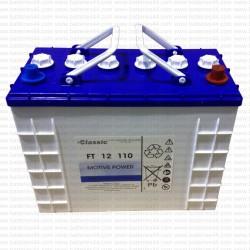 Batterie traction EXIDE FT12110 12V 132AH