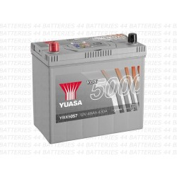 Batterie démarrage Yuasa YBX5057 12V 48AH 430A