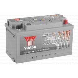 Batterie Yuasa YBX5110 12V 85AH 800A