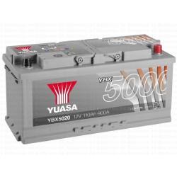 Batterie Yuasa YBX5020 12V 110AH 900A