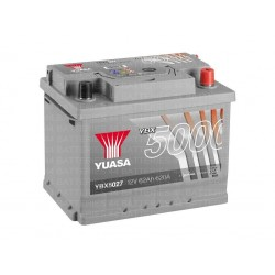 Batterie Yuasa YBX5027 12V 62AH 620A