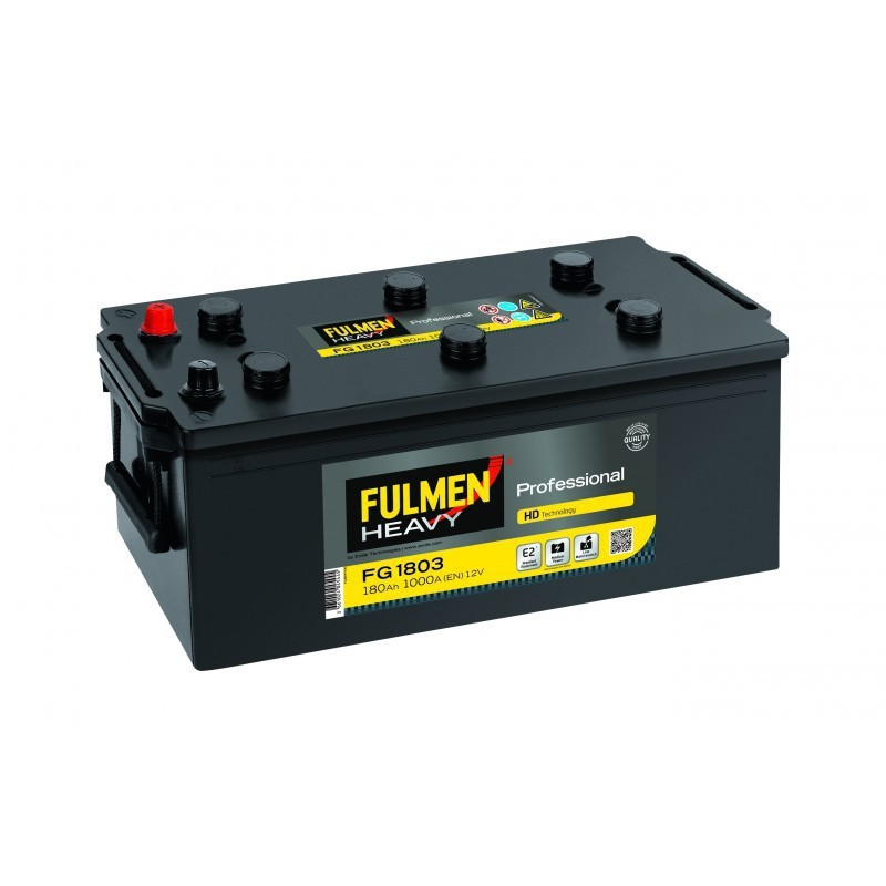 Batterie Fulmen FG1803 180AH 1000A