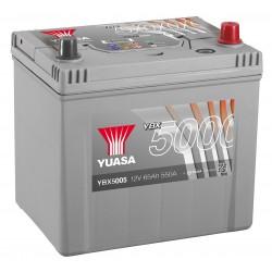 Batterie Yuasa YBX5005 12V 65AH 550A