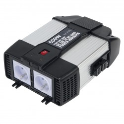 Convertisseur Pur-Sinus 12V 600W