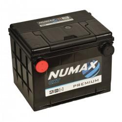 Batterie démarrage US 12V 60AH 550A