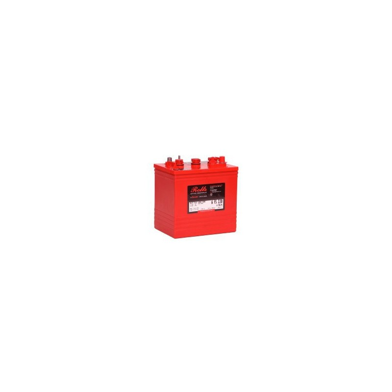 Batterie traction ROLLS 6FS-230 6V 230AH