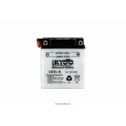 Batterie moto Kyoto YB3L-A 12V 3AH